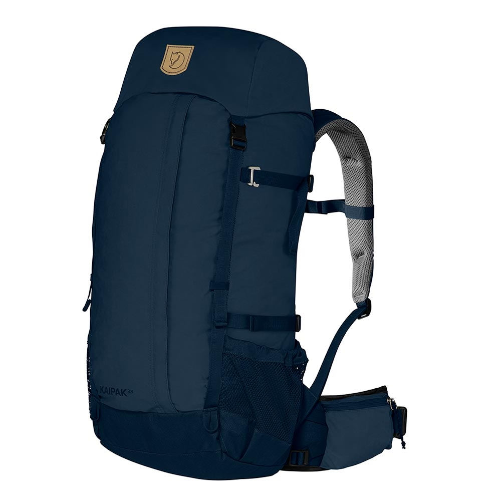 Fjallraven Kaipak 38 navy backpack