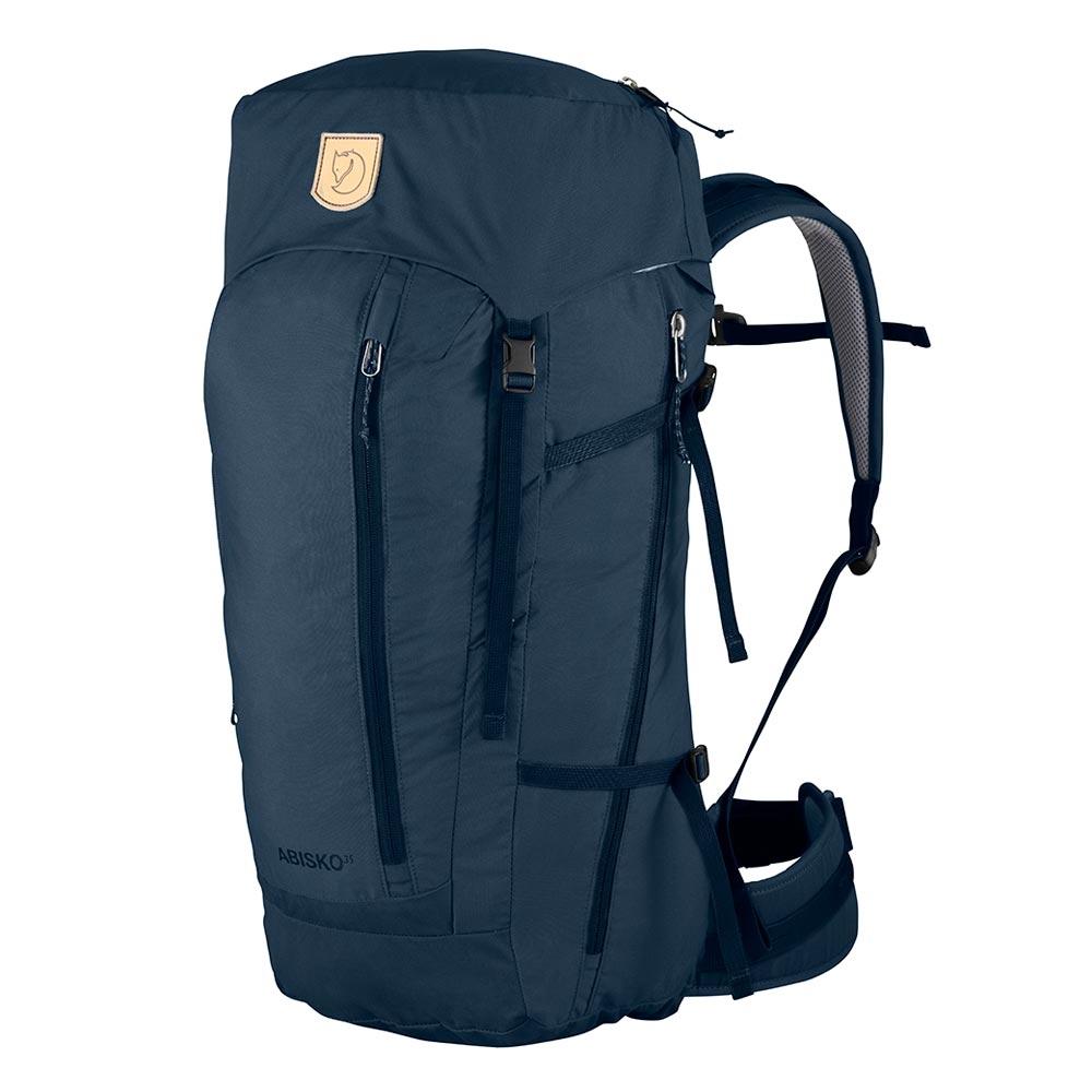 Fjallraven Abisko Hike 35 navy backpack <br/></noscript><img class=