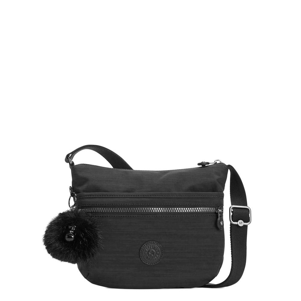 Kipling Arto BP S Schoudertas true dazz black