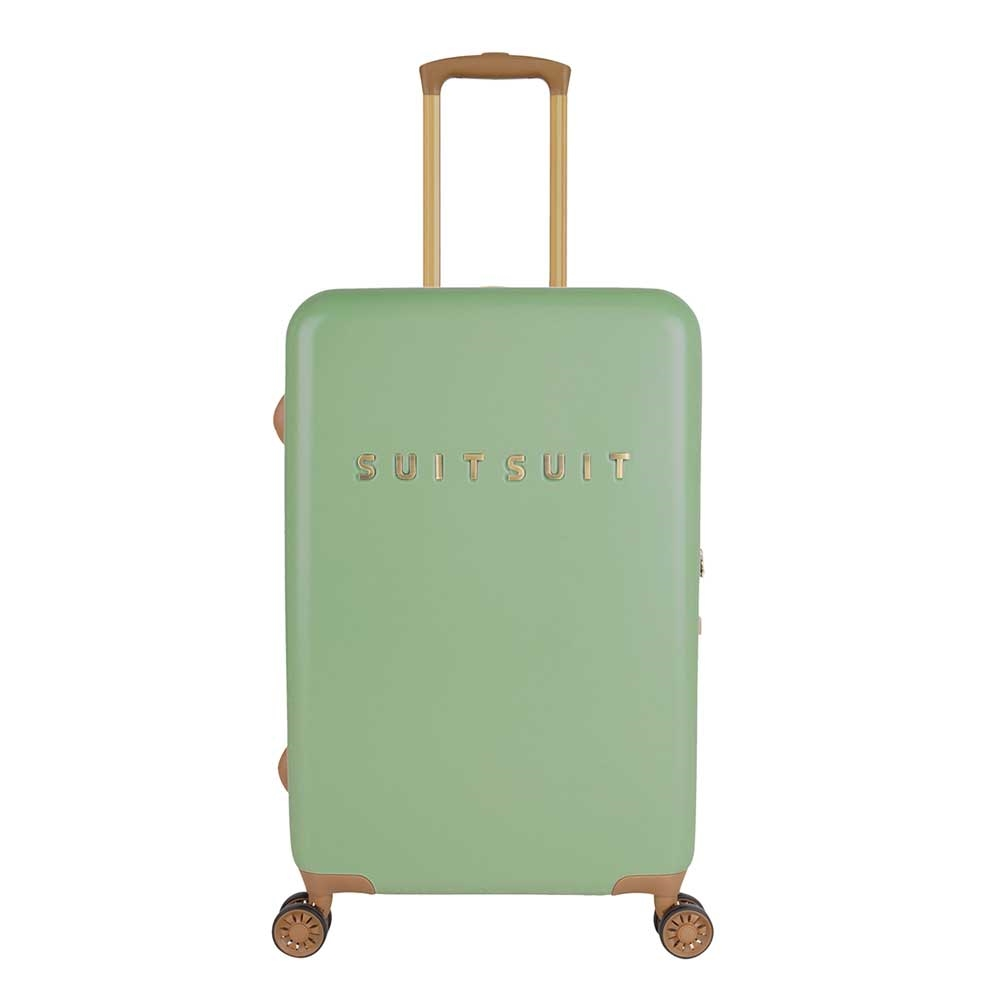 SuitSuit Fab Seventies Trolley 66 basil green Harde Koffer <br/></noscript><img class=