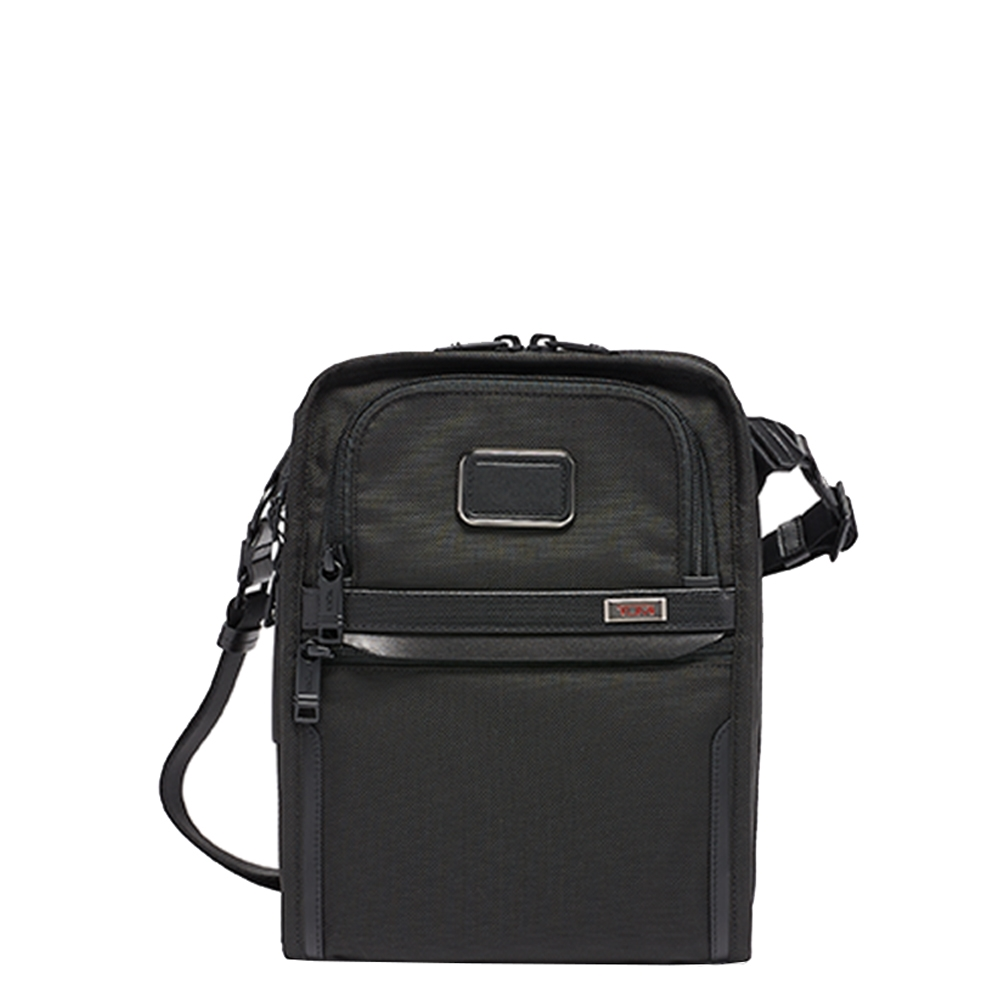 Tumi Alpha Organizer Travel Tote black Herentas <br/></noscript><img class=