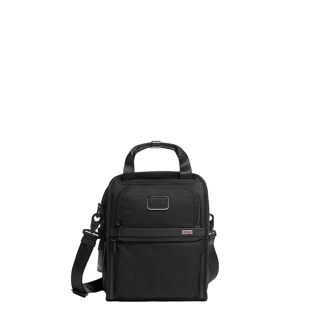 Tumi Alpha Medium Travel Tote black Herentas <br/></noscript><img class=