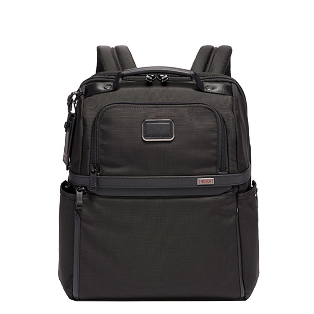Tumi Alpha 2 Business/Travel Slim Solutions Brief Pack black backpack <br/>€ 475.00 <br/> <a href='https://tc.tradetracker.net/?c=15082&m=779702&a=107398&u=https%3A%2F%2Fwww.travelbags.nl%2Ftumi-alpha-2-business-travel-slim-solutions-brief-pack-black.html' target='_blank'>Bestellen</a>