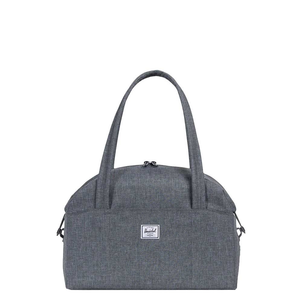 Herschel Supply Co. Strand Reistas XS raven crosshatch Weekendtas <br/>€ 47.00 <br/> <a href='https://tc.tradetracker.net/?c=15082&m=779702&a=107398&u=http%3A%2F%2Fwww.travelbags.nl%3A80%2Fherschel-supply-co-strand-reistas-xs-raven-crosshatch.html' target='_blank'>Bestellen</a>