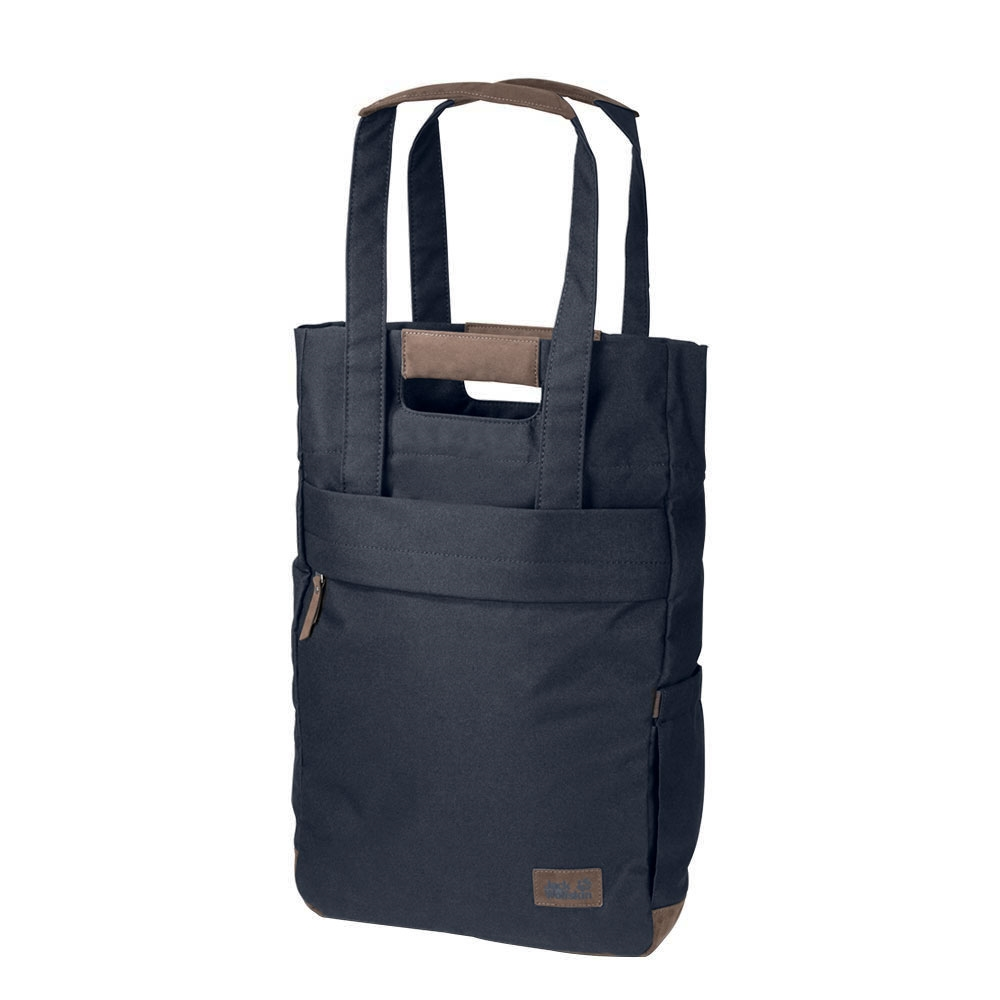 Jack Wolfskin Piccadilly Shopper Night Blue