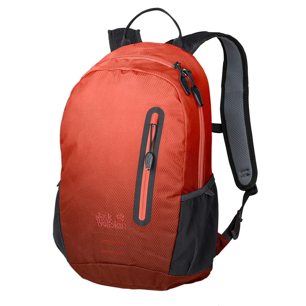 Jack Wolfskin Halo 12 Pack aurora orange backpack