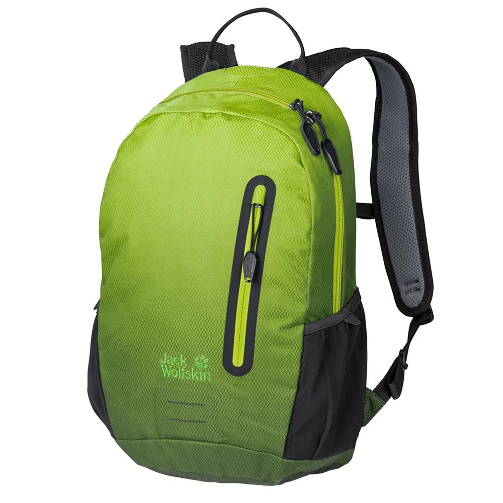 Jack Wolfskin Halo 12 Pack aurora lime backpack