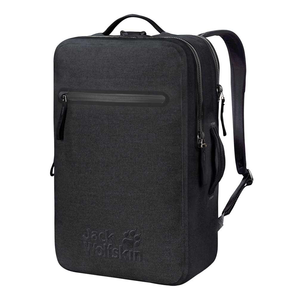 Jack Wolfskin Boxcar 30 Rugzak phantom backpack <br/>€ 290.00 <br/> <a href='https://tc.tradetracker.net/?c=15082&m=779702&a=107398&u=http%3A%2F%2Fwww.travelbags.nl%3A80%2Fjack-wolfskin-boxcar-30-rugzak-phantom.html' target='_blank'>Bestellen</a>
