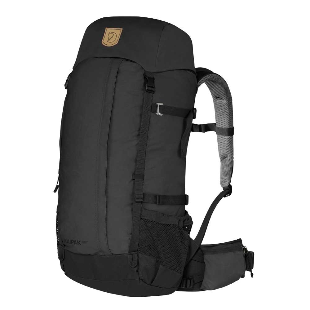 Fjallraven Kaipak 38W stone grey backpack <br/></noscript><img class=