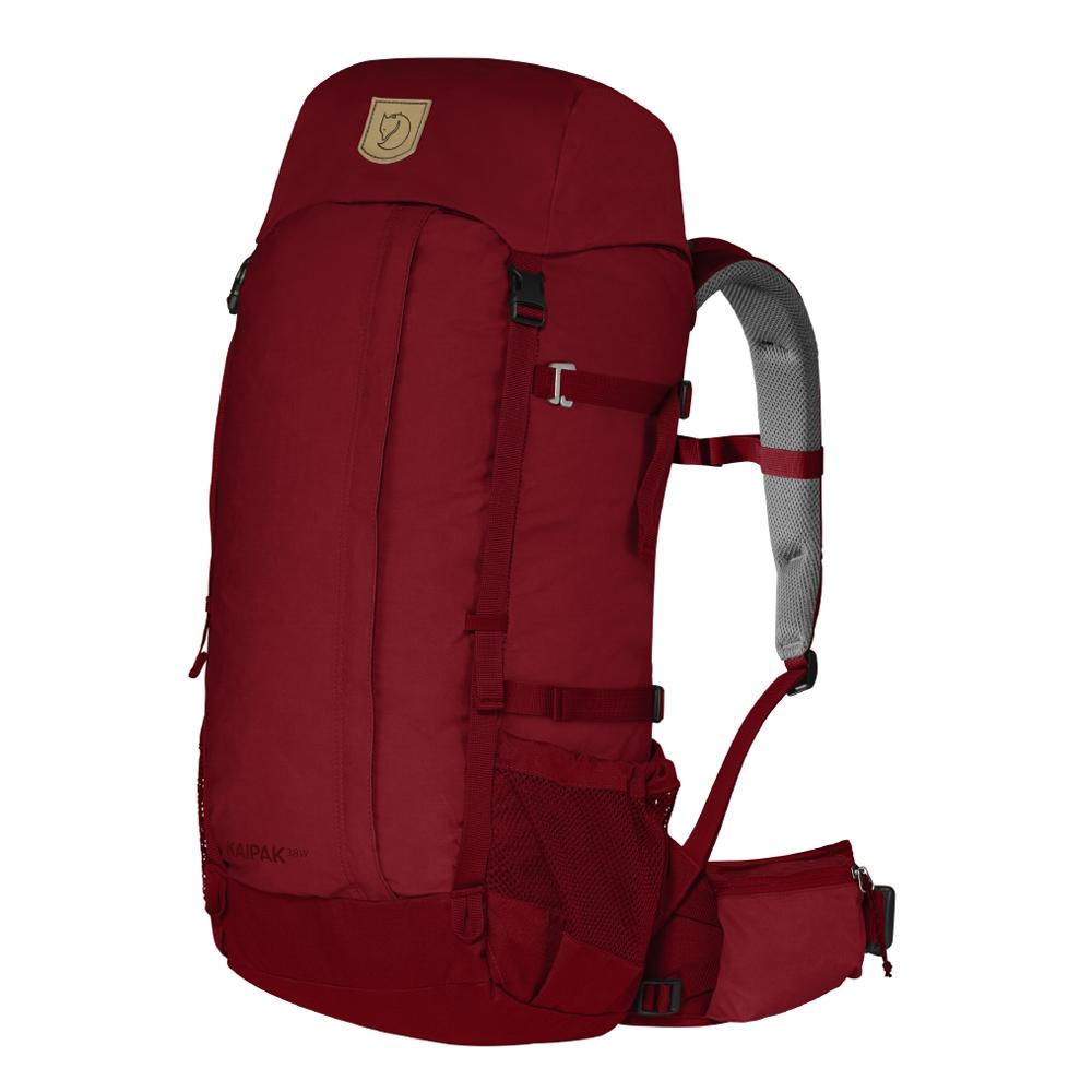 Fjallraven Kaipak 38W redwood backpack <br/></noscript><img class=