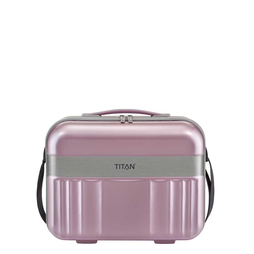 Titan Spotlight Flash Beautycase wild rose Beautycase