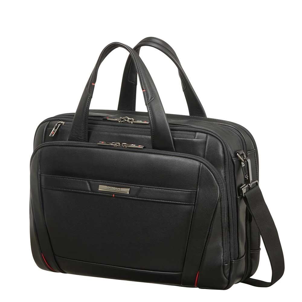 Samsonite Pro-DLX 5 LTH Laptop Bailhandle 15.6'' Expandable black