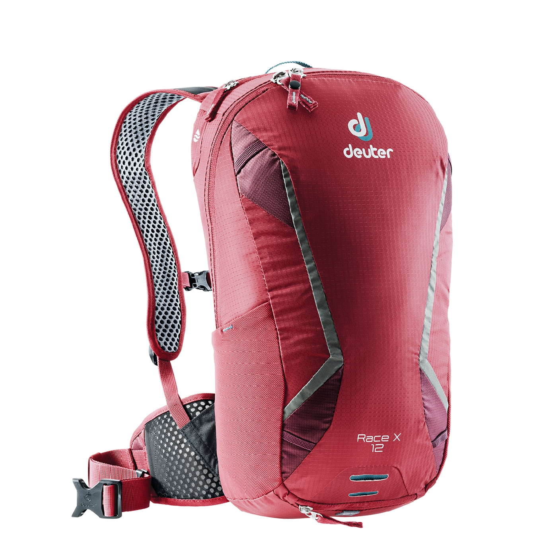 Deuter Race X Backpack cranberry / maron backpack