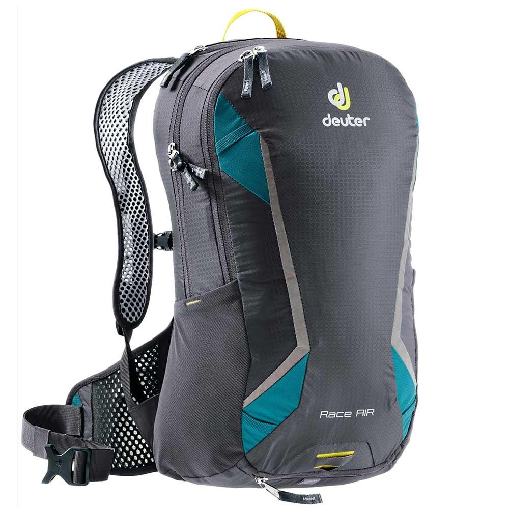Deuter Race Air Backpack graphite / petrol backpack