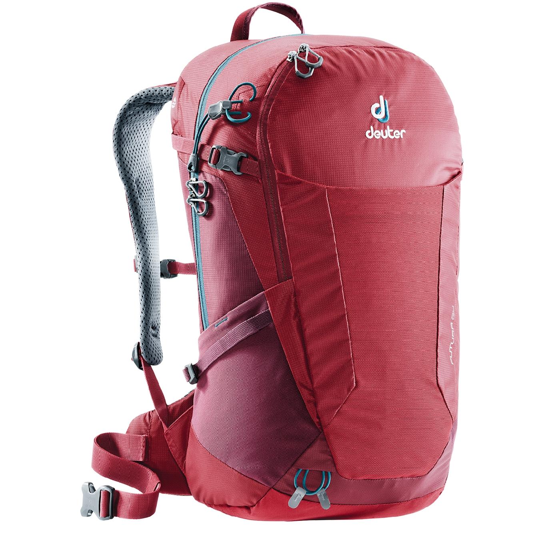 Deuter Futura 24 Backpack cranberry / maron backpack