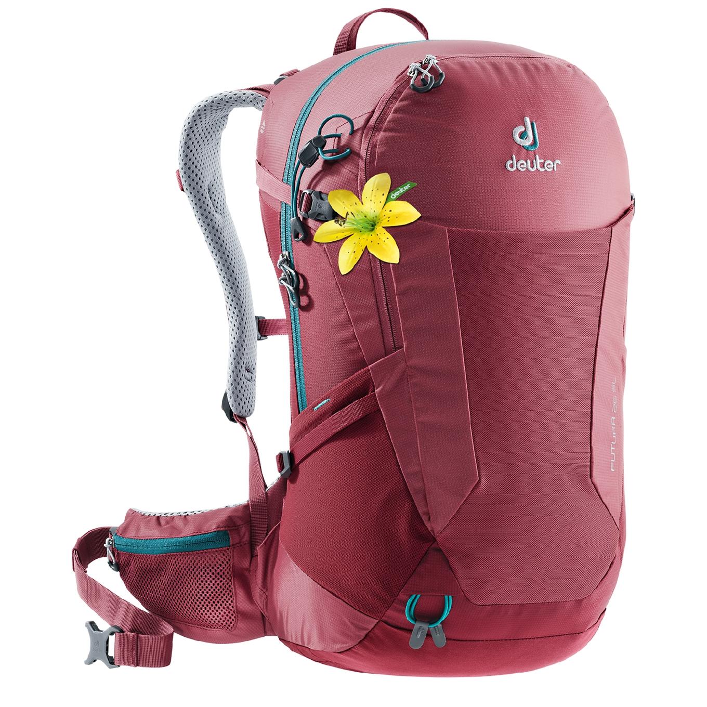 Deuter Futura 26 SL Backpack cardinal / cranberry backpack