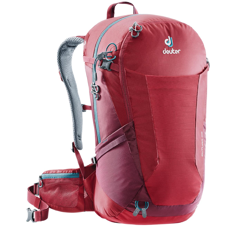 Deuter Futura 28 Backpack cranberry / maron backpack