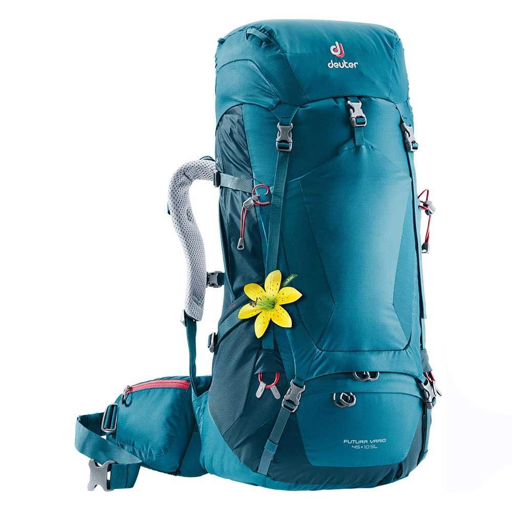 Deuter Futura Vario 45+10 SL Backpack denim / arctic backpack <br/></noscript><img class=