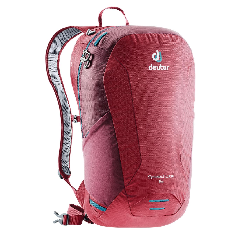 Deuter Speed Lite 16 Backpack cranberry / maron backpack