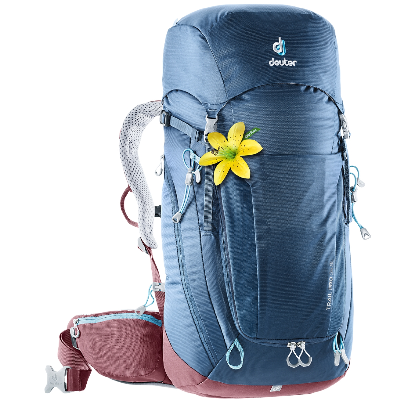 Deuter Trail Pro 34 SL Backpack midnight/maron backpack <br/></noscript><img class=
