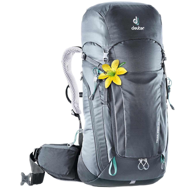 Deuter Trail Pro 34 SL Backpack graphite/black backpack <br/></noscript><img class=