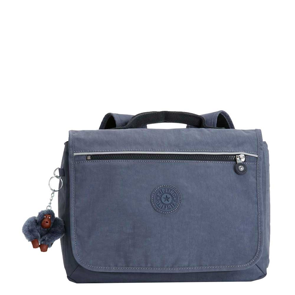 Kipling New School Rugzak true jeans Kindertas