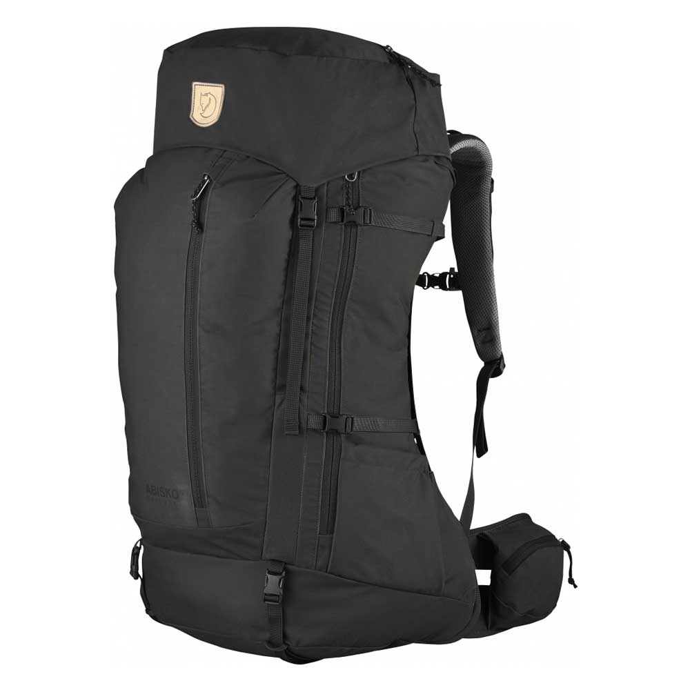 Fjallraven Abisko Friluft 45 stone grey backpack <br/>€ 199.00 <br/> <a href='https://tc.tradetracker.net/?c=15082&m=779702&a=107398&u=http%3A%2F%2Fwww.travelbags.nl%3A80%2Ffjallraven-abisko-friluft-45-stone-grey.html' target='_blank'>Bestellen</a>