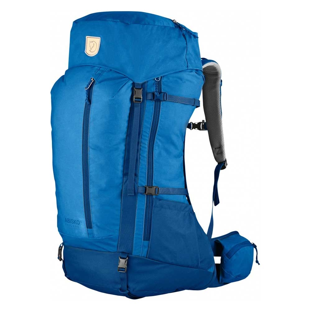 Fjallraven Abisko Friluft 45 un blue backpack