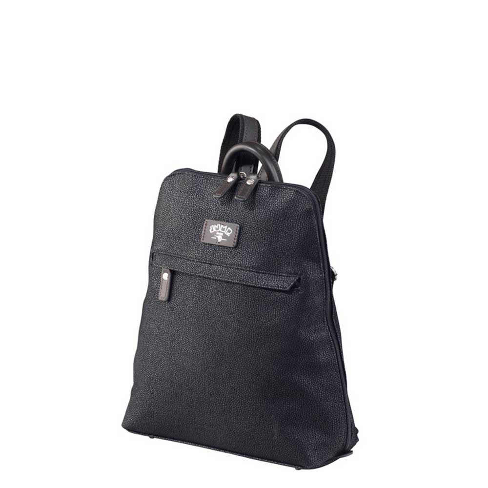 Jump Solero Flat Backpack black Rugzak