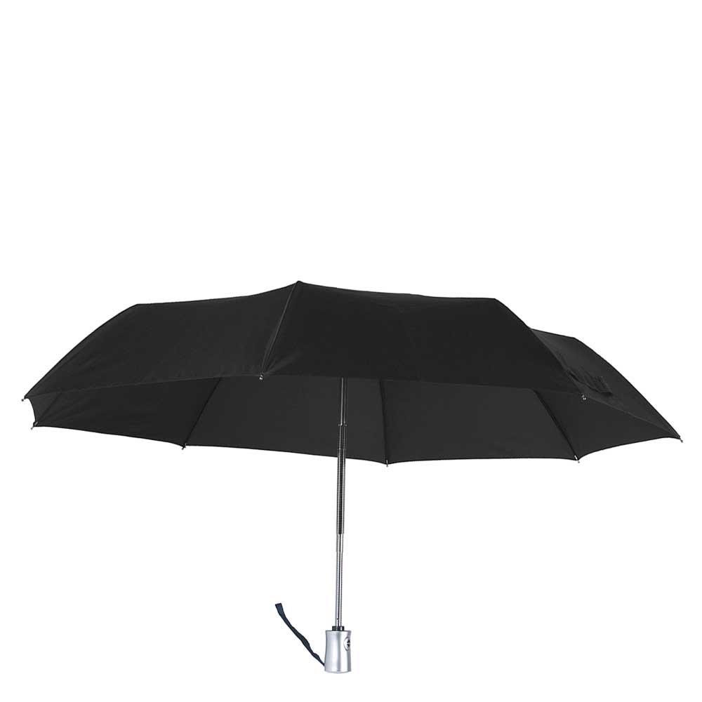 Samsonite Rain Pro 3 Sect. Auto O/C black (Storm) Paraplu