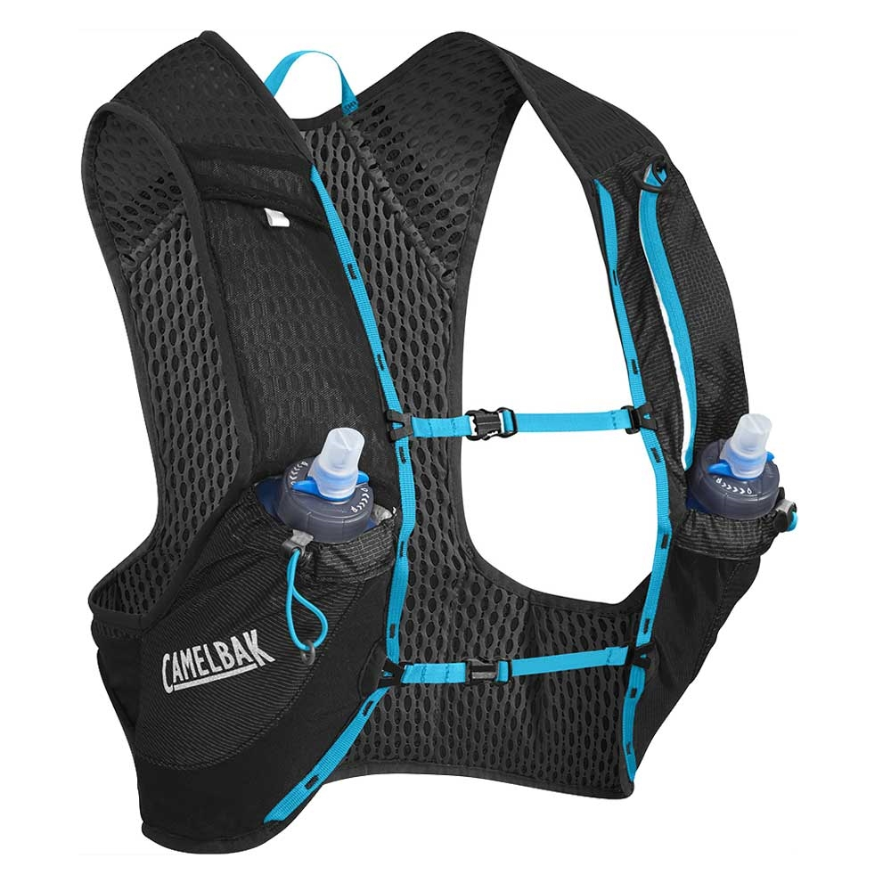 Camelbak Run-Walk Nano Vest L black / blue backpack