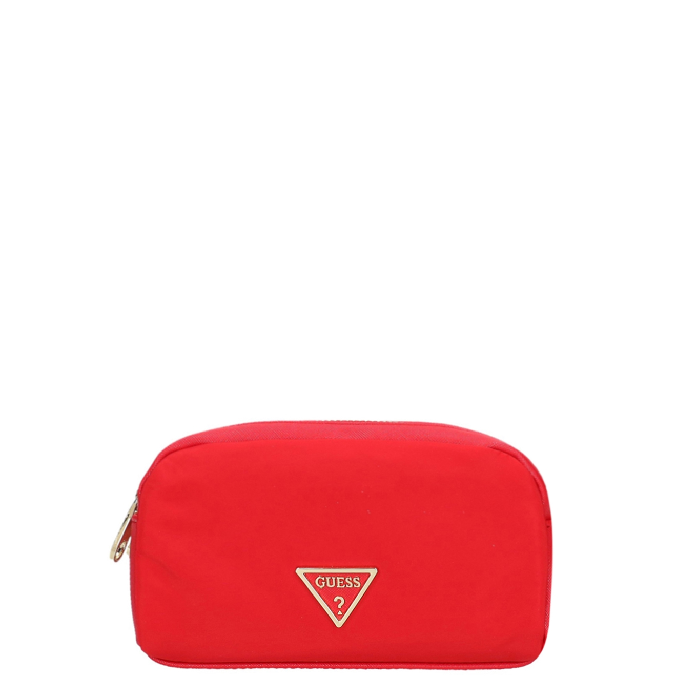 Guess Did I Say 90S Double Zip Beautycase red Beautycase