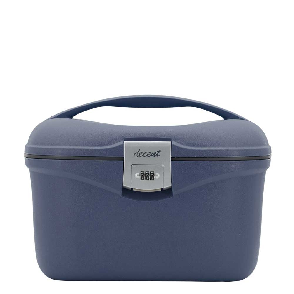 Decent Sportivo Beautycase donker blauw Beautycase