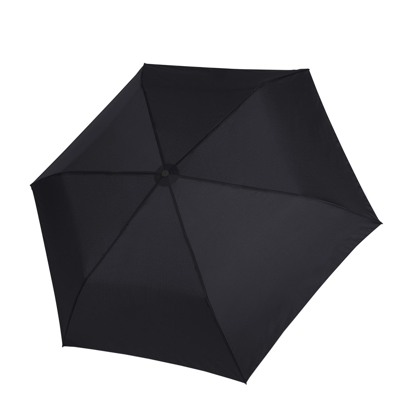 Doppler Zero Magic Paraplu black (Storm) Paraplu