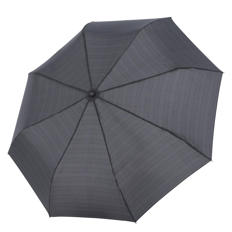 Doppler Flipback Paraplu glencheck (Storm) Paraplu