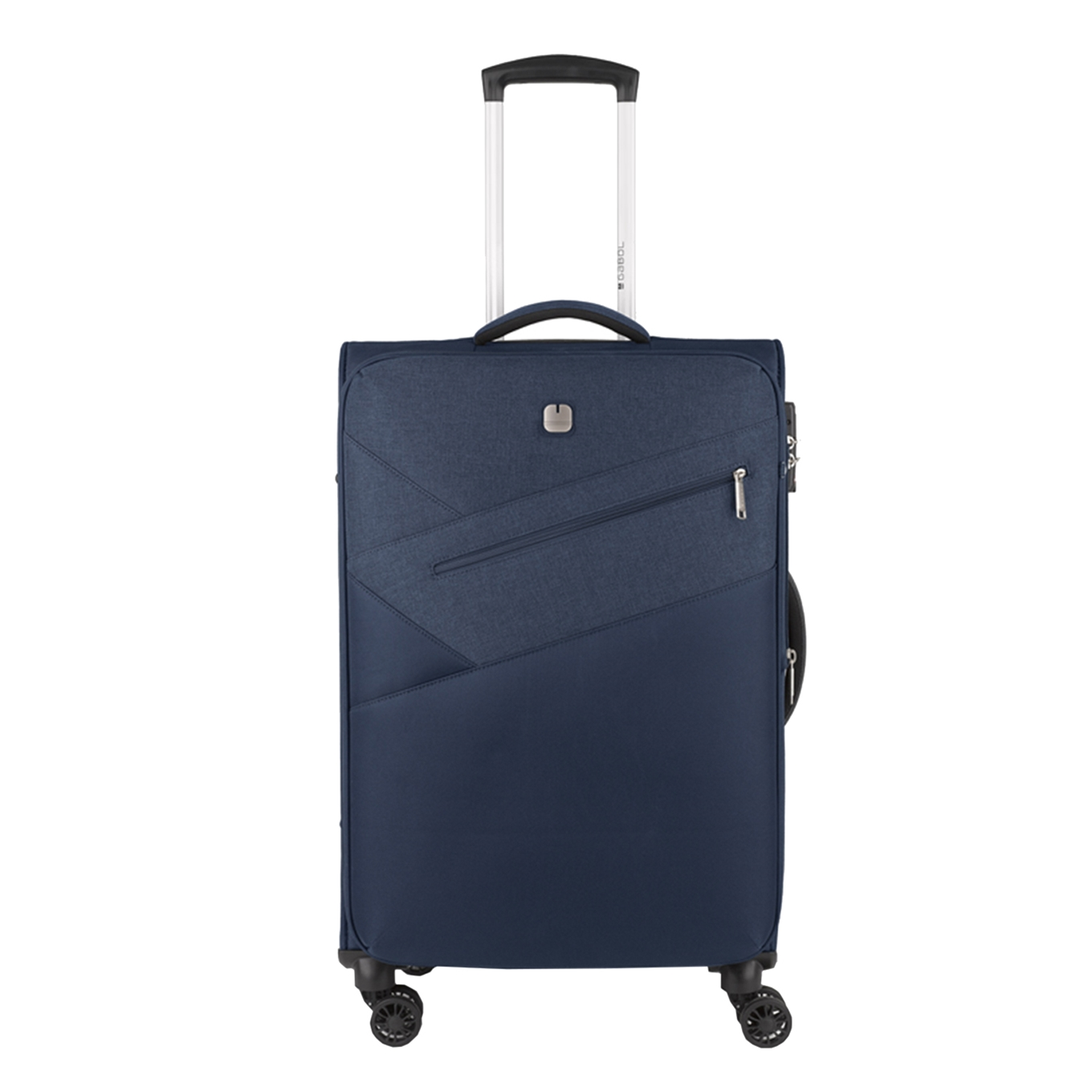 Gabol Mailer Medium Trolley 67 Exp. blue Zachte koffer <br/></noscript><img class=