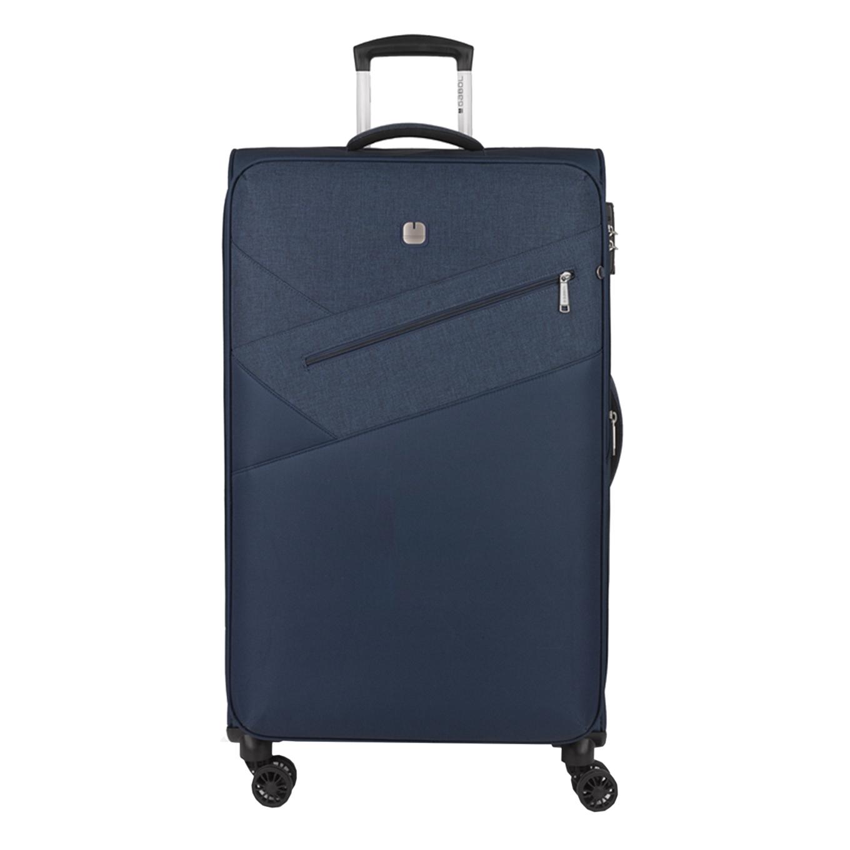 Gabol Mailer Large Trolley 78 Exp. blue Zachte koffer <br/></noscript><img class=