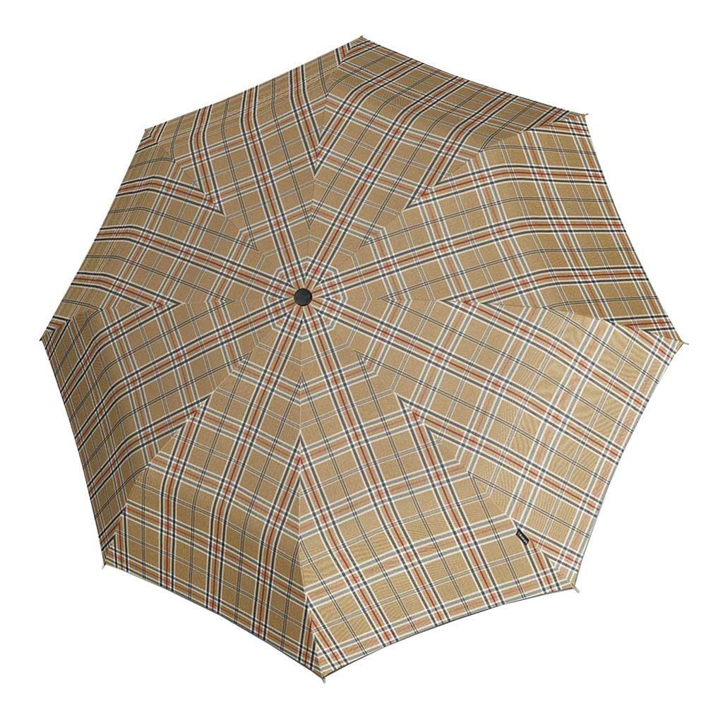 Knirps T-703 Automatic Long Paraplu check 539 (Storm) Paraplu