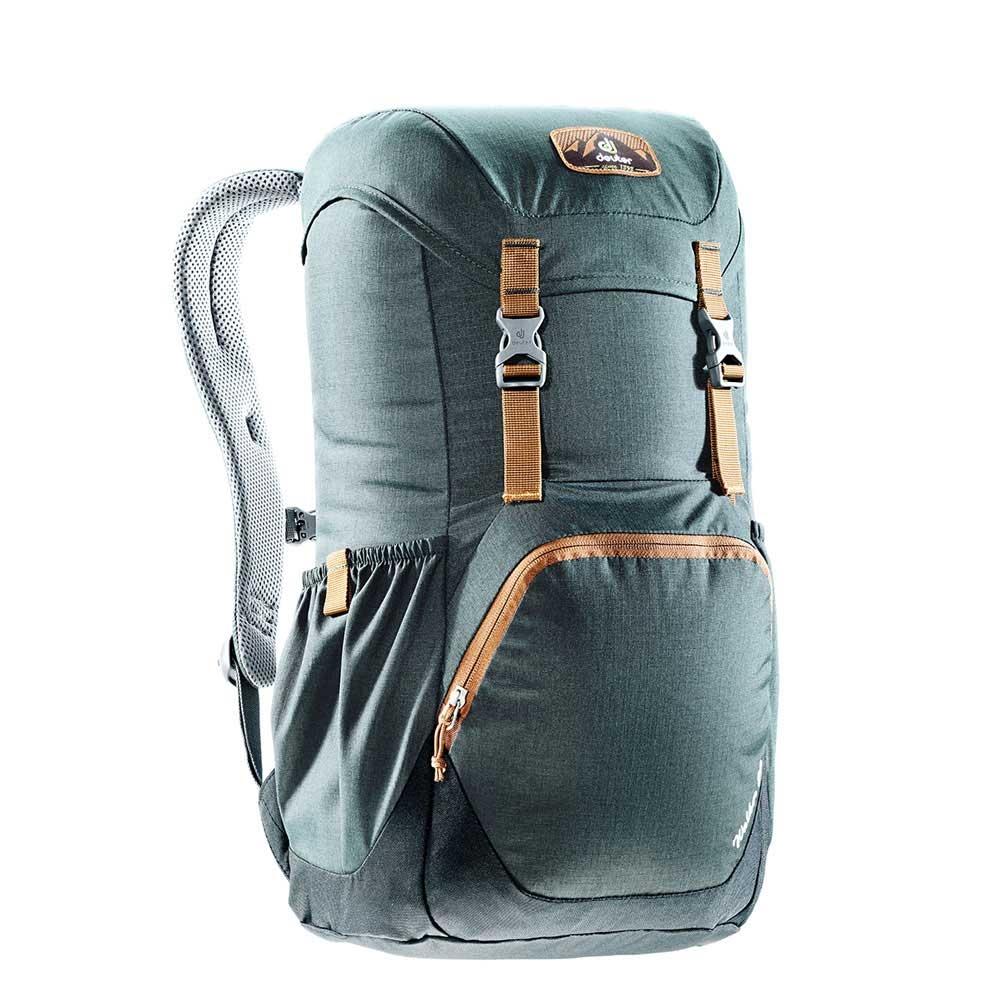 Deuter Walker 20 Daypack anthracite / black backpack
