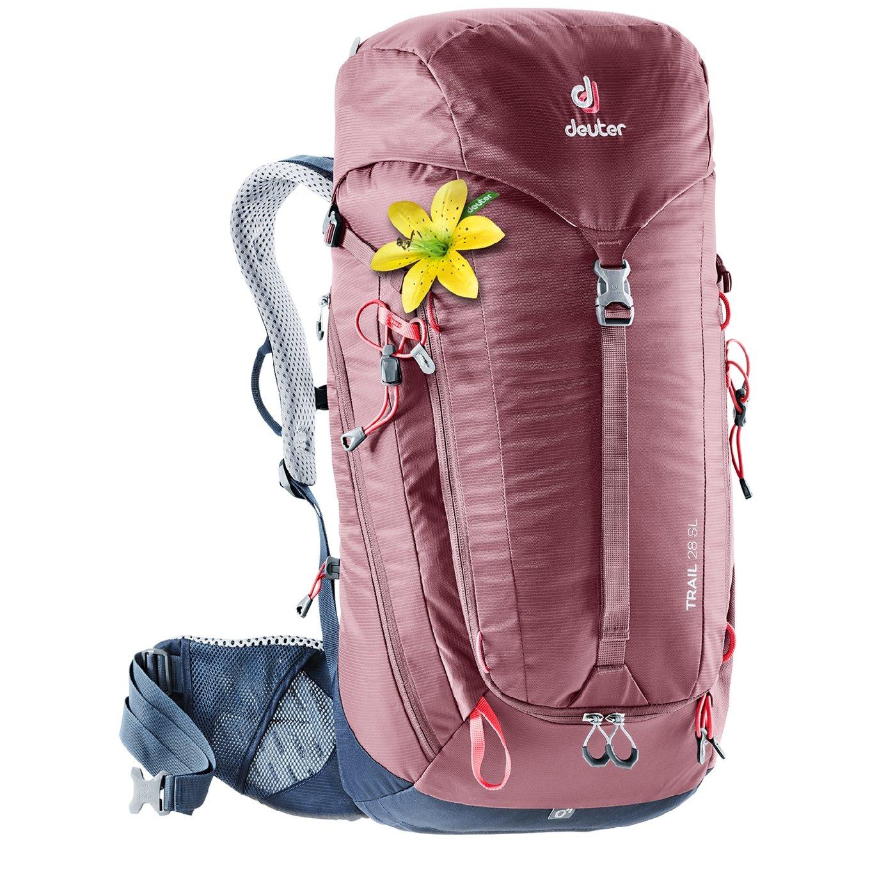 Deuter Trail 28 SL Backpack maron/navy backpack