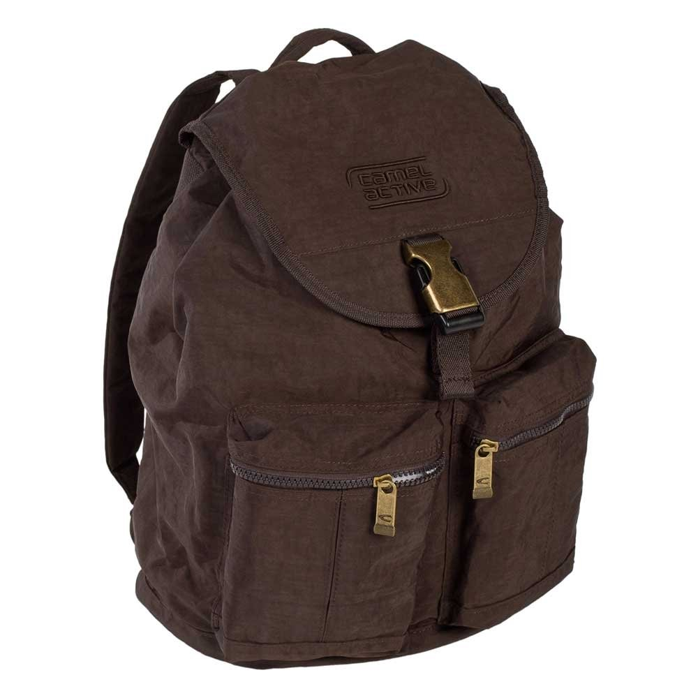 Camel Active Journey Fun Rugzak brown backpack
