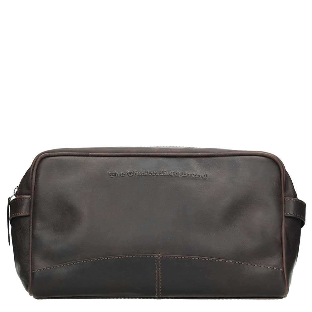 The Chesterfield Brand Stefan Toiletbag brown - 1