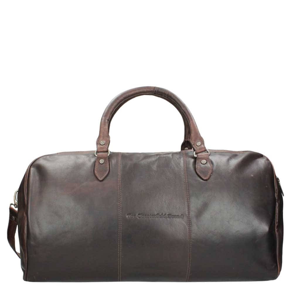 The Chesterfield Brand William Travelbag brown Weekendtas <br/></noscript><img class=