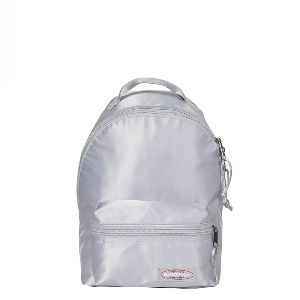 Eastpak Orbit W XS Rugzak satin silver backpack