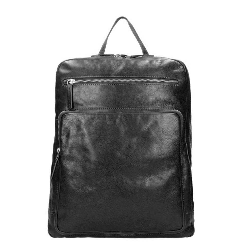 Leonhard Heyden Cambridge Backpack black Herentas