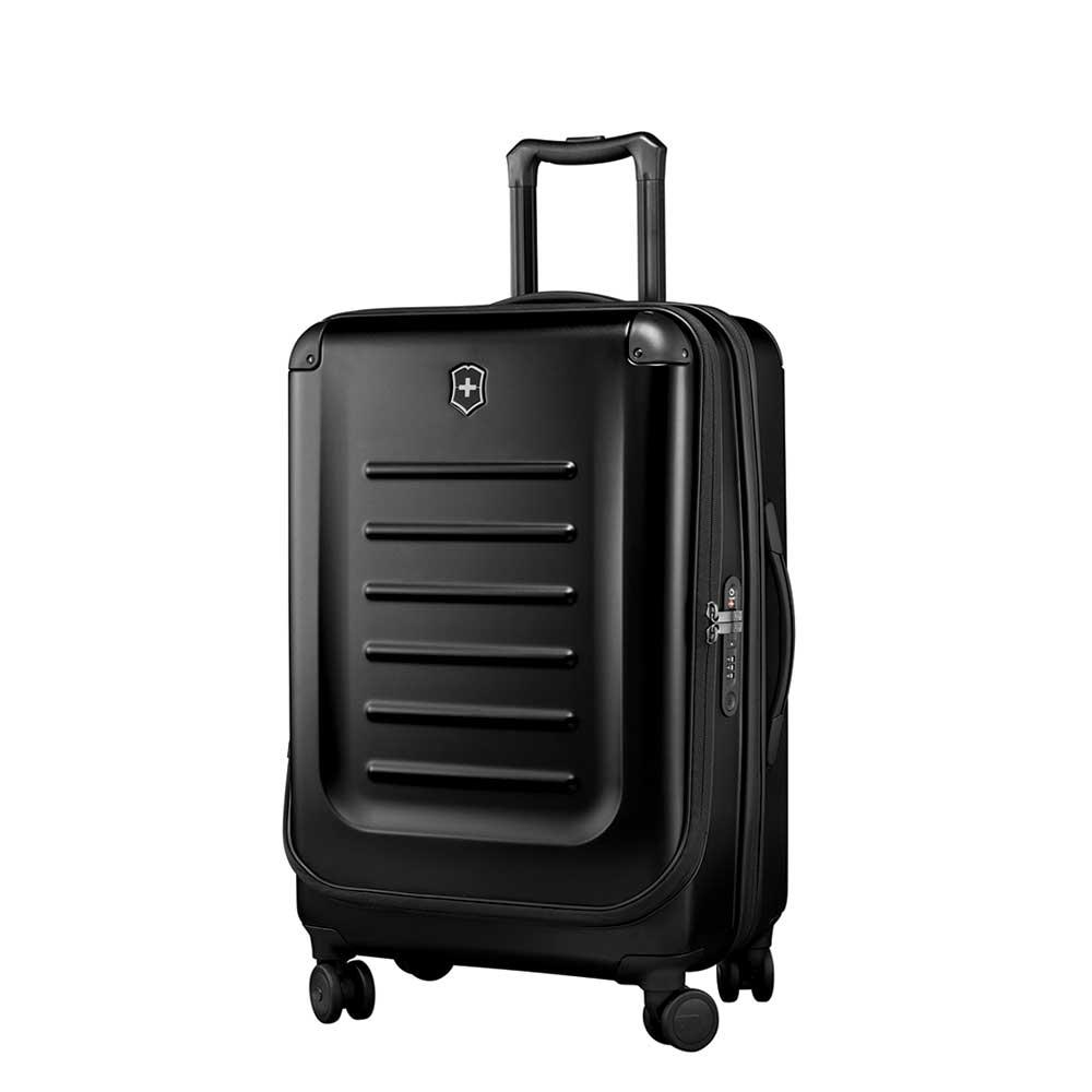 Victorinox Spectra 2.0 Trolley Medium Expandable black Harde Koffer <br/></noscript><img class=