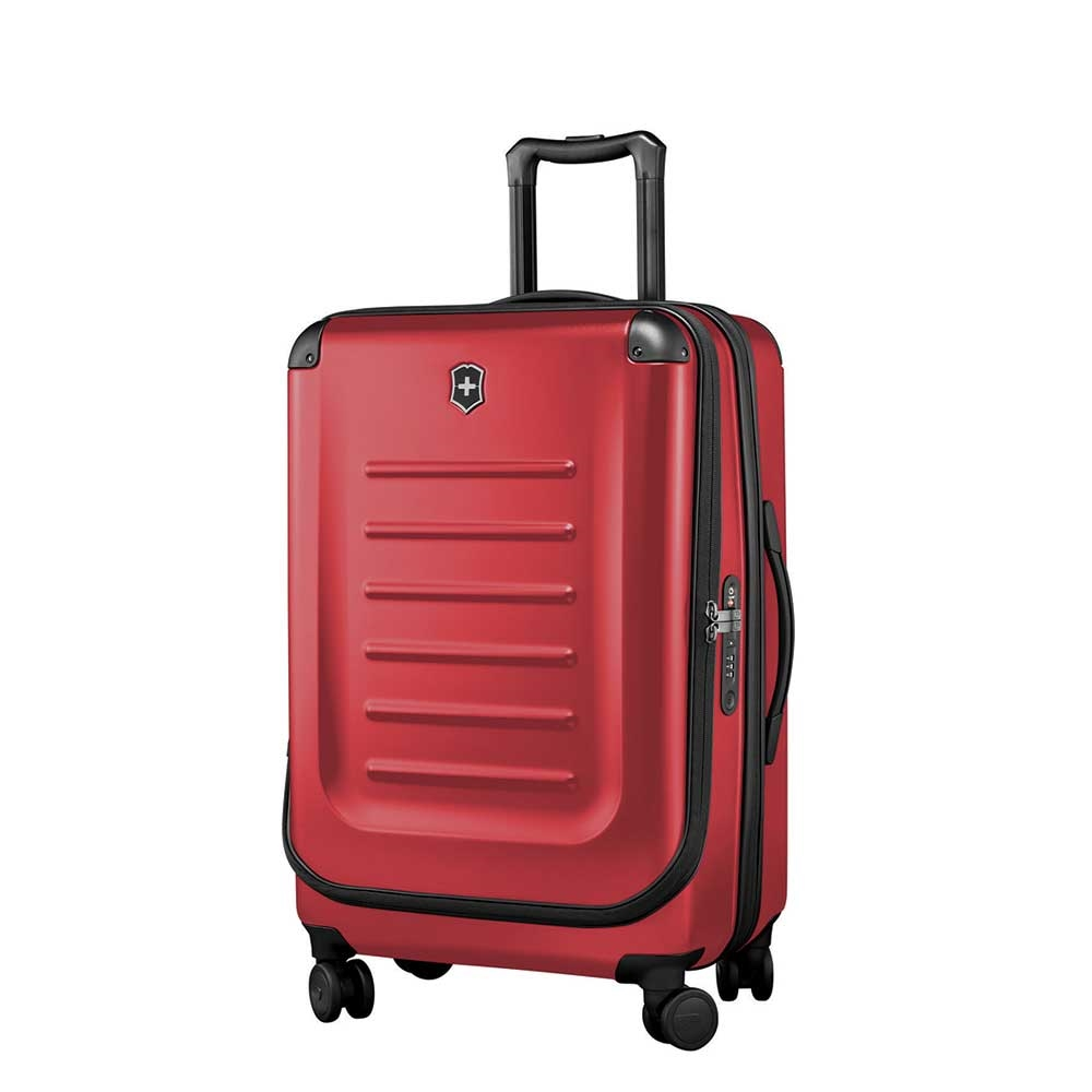 Victorinox Spectra 2.0 Trolley Medium Expandable red Harde Koffer <br/></noscript><img class=