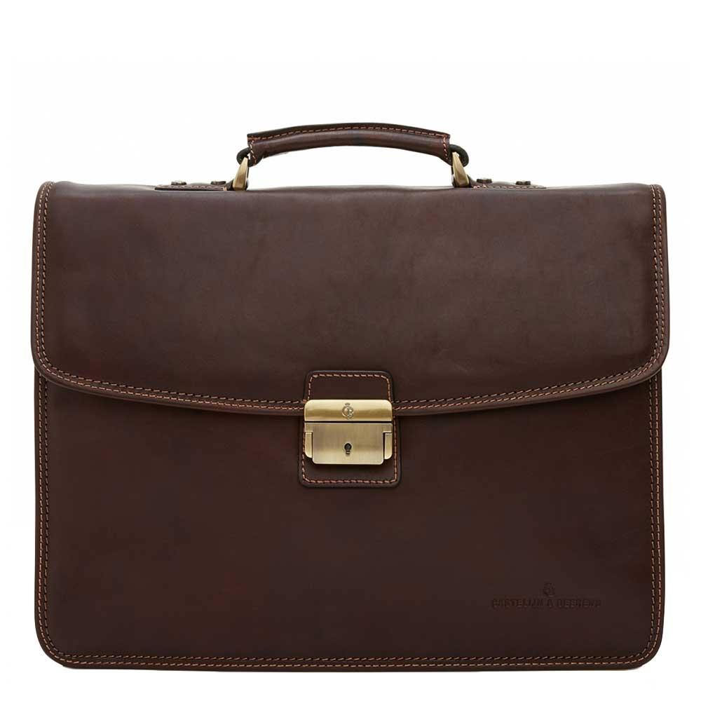 Castelijn en Beerens Verona Business Bag 9684 Mocca