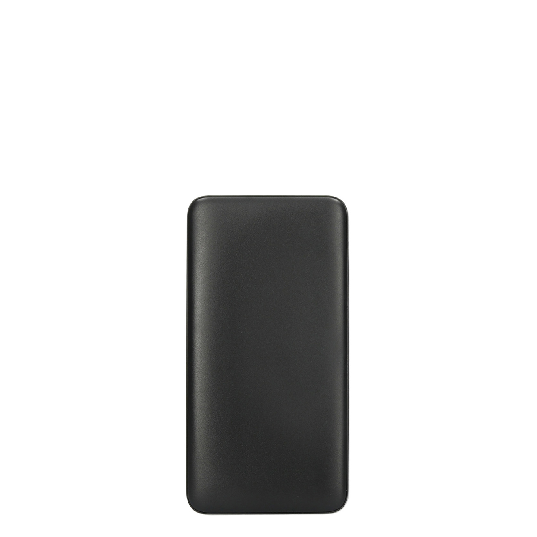 Mobiparts Accessoires Powerbank 10.000 mAh black Telefoonhoesje