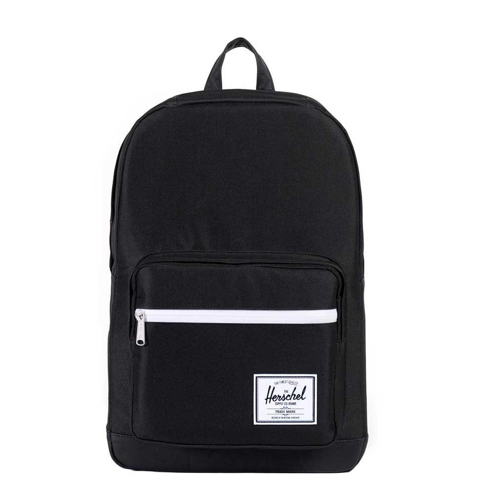 Herschel Pop Quiz Black-Black